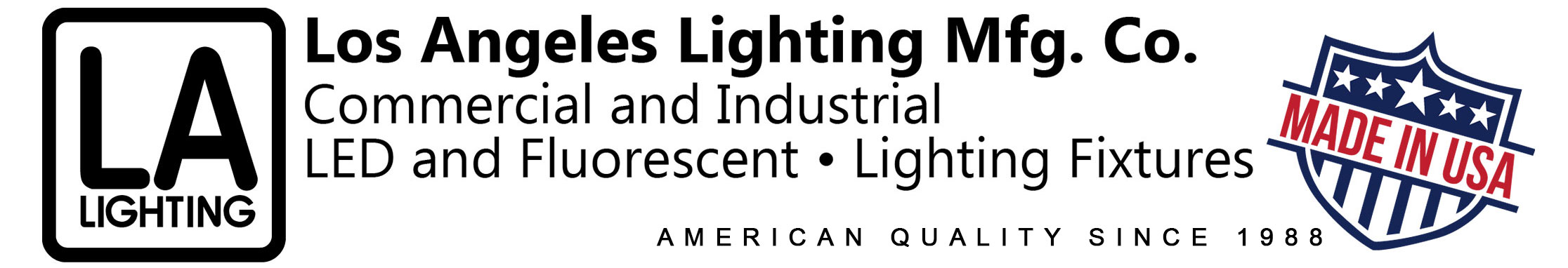 Los Angeles Lighting Manufacturing Company L A