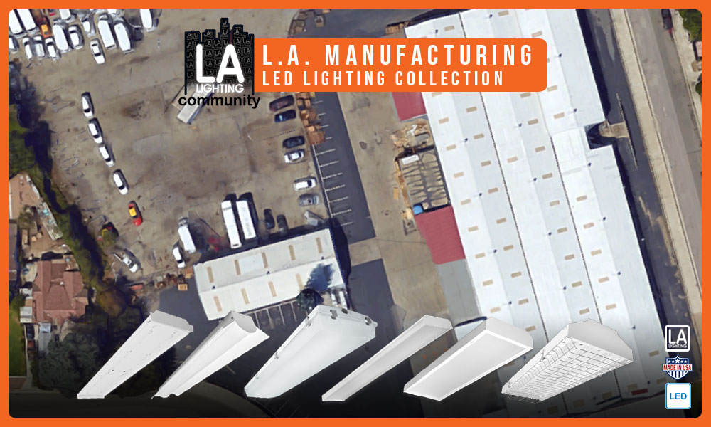 manufacturing LED lighting collection