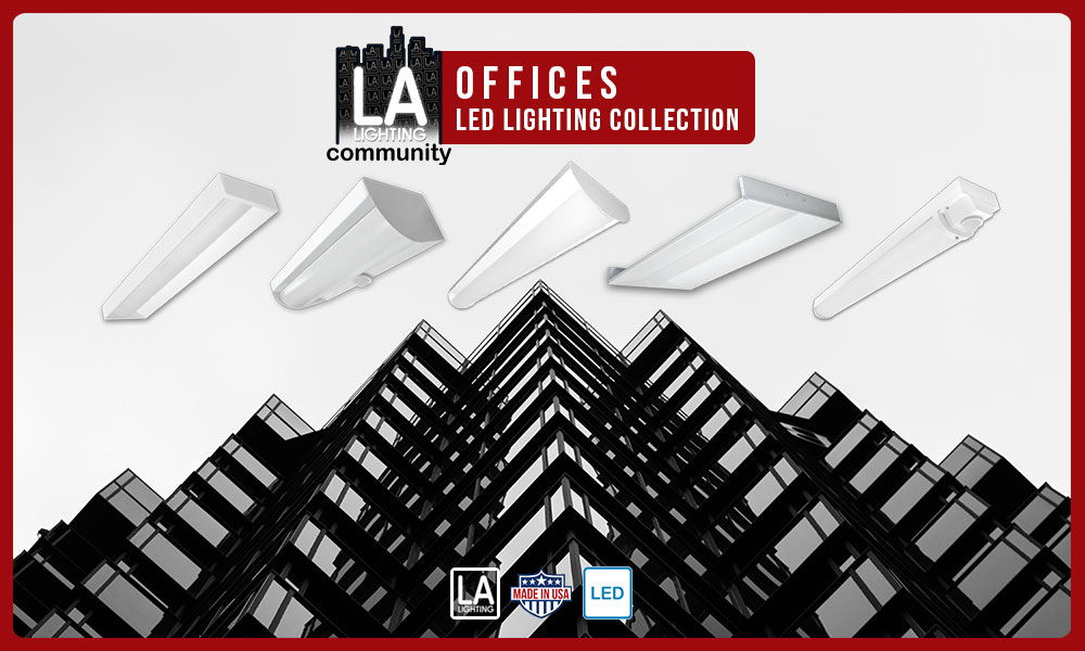 Offices LED lighting collection