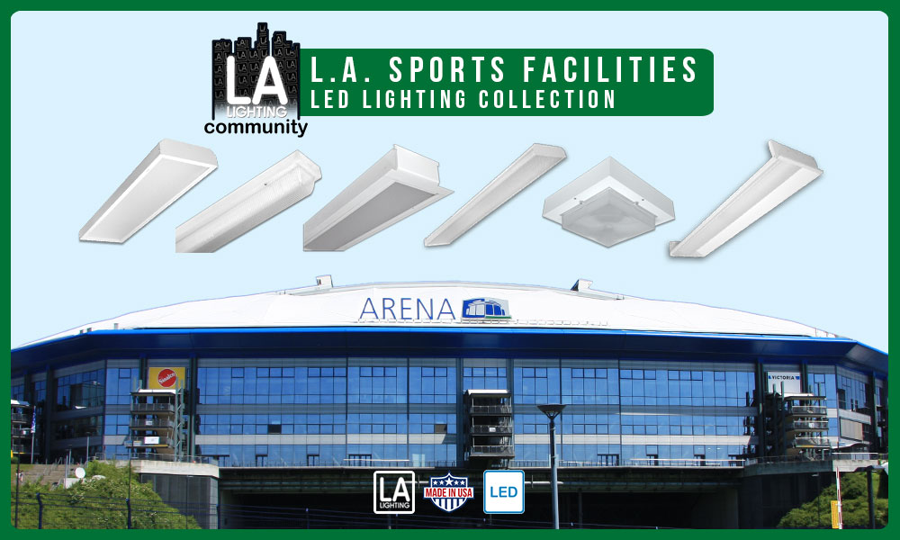 sports facilities LED lighting collection