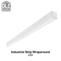 The STW100 is a commercial LED lighting strip with a diffuser