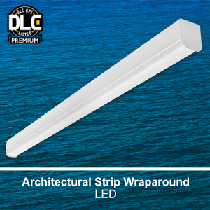 The STW101 is an Architectural commmerical LED strip with diffuser that is DLC qualified