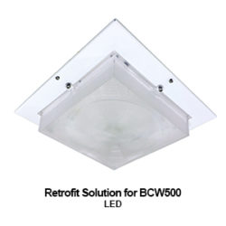 LED retrofit solution for our BCL100 LED Security fixture