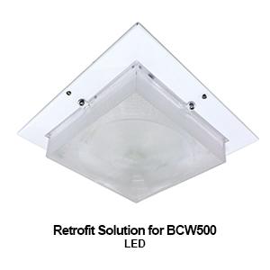 LED retrofit solution for our BCL100 LED Security fixture