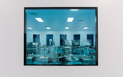GCR720 - Commercial, Clean Room, Sealed Ceiling Areas