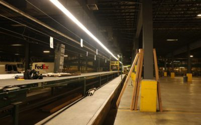 RSTR204 - Commercial, Office, Corridor, Industrial, Warehouse, Assembly Line