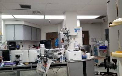 GCR220 - Commercial, Clean Room, Sealed Ceiling Areas