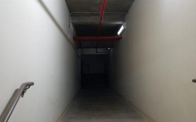 Hallway dim-off