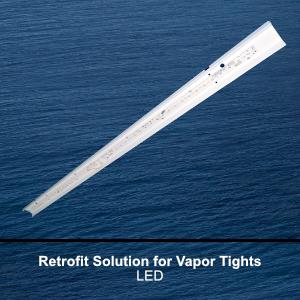 The RCIT100 is a commercial LED retrofit solution for our fluorescent CIT100 fixture
